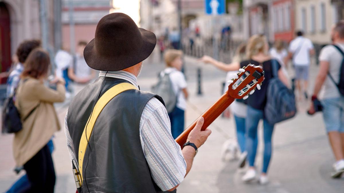 Organisation d'un festival de musique pour les seniors
